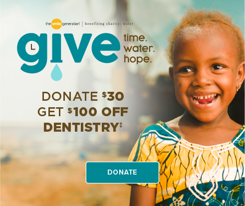 Donate $30, Get $100 Off Dentistry - Dentists of Brighton